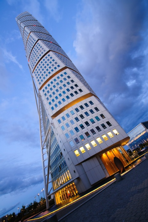 Turning Torso, Malmo Sweden 05
